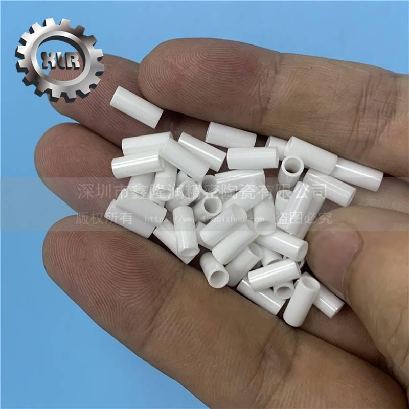 供应纺织陶瓷配件 氧化锆纺织陶瓷管 陶瓷环