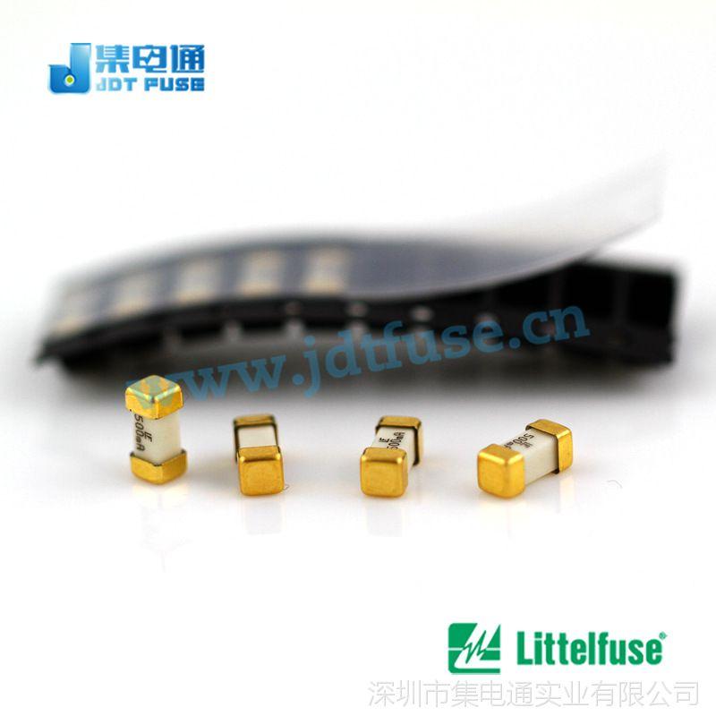 Littelfuse深圳一级代理商04533.15NRL力特保险丝 3.15A一次性保险丝可拿样