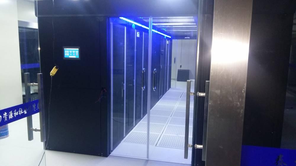 数据中心冷通道一体化机房