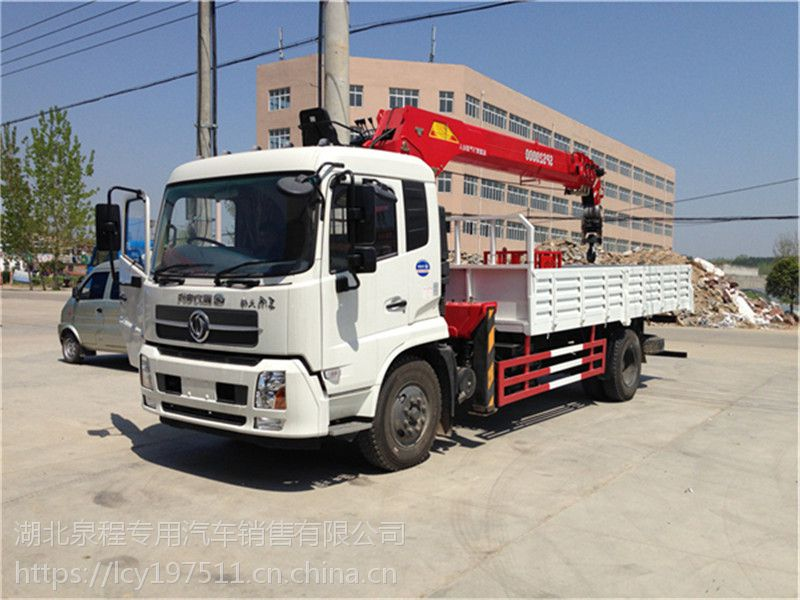芜湖3.5吨-8吨随车吊报价 芜湖随车吊厂家直销