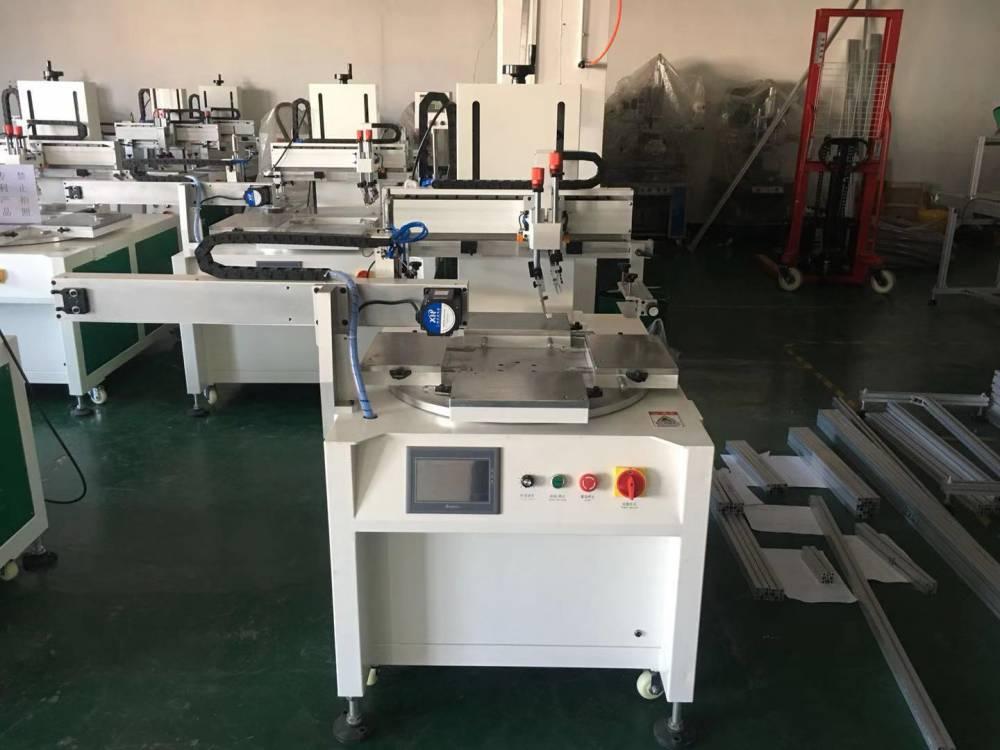 广元大铁桶平面丝印机厂家半自动丝印机