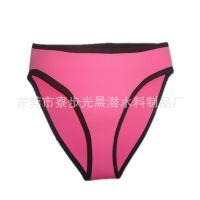 供应厂家生产批发潜水料游泳衣 泳装 套装 比基尼游泳衣