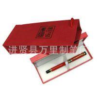 万里制笔工厂接单 优质青花瓷笔 中国红笔 礼品青花瓷笔 红瓷笔