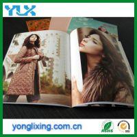 供应宝安印刷厂  企业画册印刷 样本画册印刷 画册设计
