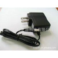 供应5V1A电源适配器5W CE PSE认证插墙式适配器 开关电源