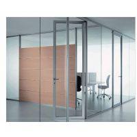 厂家供应西安办公高隔墙 铝合金玻璃隔断 办公隔墙 办公高隔屏风