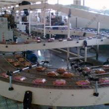 供应转弯网带输送机—转弯分道网带输送机—郑州水生机械