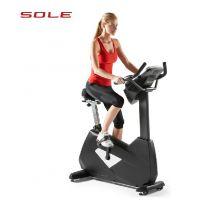 苏州SOLE跑步机健身器材健身车专卖店速尔立式B94