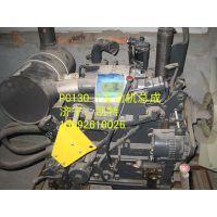 小松纯正PC130-7发动机 小松原厂原装配件