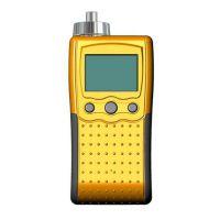 便携式丁烷气检测报警仪MIC-800-C4H10-LEL