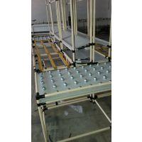 环形手推生产线材料精益管