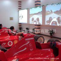 3D模拟F1赛车-汽车模拟驾驶训练机-仿真学车模拟驾驶器