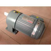 台湾豪鑫齿轮减速电机GH32-1500W-20S大量现货