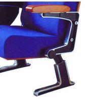 供应厂家直销大型剧院礼堂报告厅学术研讨会专用联排五金礼堂椅