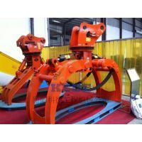 贵州小松PC130-8挖机液压抓木器