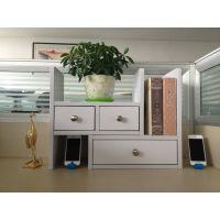供应爆款板式书架书柜 创意置物架 简易小书架 桌面整理架