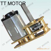 厂家直销 GM24-350减速电机 低转速直流齿轮电机