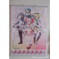 提供热转印画轴,日本动漫美少女人物画像,抱枕,枕套,丝巾