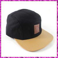 【瓜皮帽子】厂批发简约时尚皮章平板帽 林志玲同款棒球帽鸭舌帽