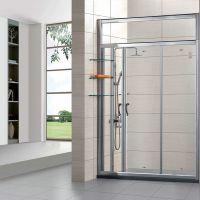 供应安琪诗AY-1102【淋浴屏】铝合金一字型淋浴屏防爆易洁淋浴屏