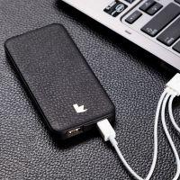 供应杰森克斯 5000毫安移动电源 移动电源三星iphone手机充电宝