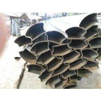 304现货不锈钢管,异型拉丝管,椭圆管50*90*2.0