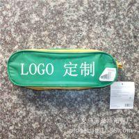 【现货广告笔袋】库存笔袋 OEM广告笔袋 韩国促销笔袋LOGO定做