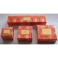 【优质】 回型戒指盒 饰品包装盒 开窗磁铁珠宝盒 首饰盒一件代销