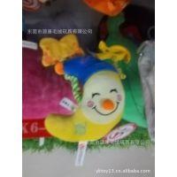 生产厂家供应  婴儿玩具小孩用 毛绒玩具  OEM加工 厂家直销