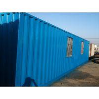 供应上海保温集装箱活动房,夹芯板装修活动房/宿舍/办公房,住人集装箱房屋