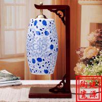 供应陶瓷灯具,景德镇陶瓷灯具,陶瓷灯饰批发