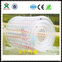 水上乐园步行球 水上滚筒 水上娱乐设备 双人水上步行球
