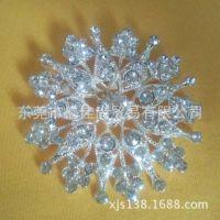 专业生产胸花衣饰批发 欧美韩国流行镶钻珍珠胸针 ***水钻衣饰