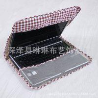 新款田园韩版可爱纯棉布艺笔记本套防尘套笔记本电脑套防尘罩14寸