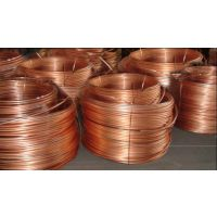 专营T2紫铜线,半硬紫铜线,电缆用紫铜线厂家