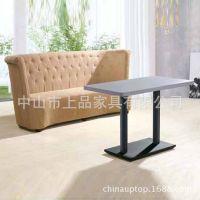 【上海荼餐厅家具】厂家直销【SP-KS154】新式欧式舒适布艺沙发 茶餐厅卡座沙发