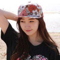 印花hip hop平沿帽子 涂鸦字母帽街舞平板帽潮男女叛逆个性帽子