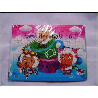 喜羊羊拼图系列幼儿园宝宝益智玩具礼品义乌小商品摆地摊货源批发