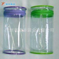 厂家专业生产外贸出口PVC袋 拉链PVC袋 手提环保PVC袋 质量保证