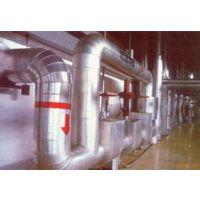 台儿庄铁皮管道保温工程项目承包合作