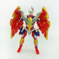 雷之宇宙龙-超人家族玩具模型 儿童变形金刚玩具 机器人玩具批发