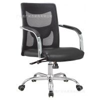 广州广时杰C3329办公家具 电脑椅 家用转椅办公椅 人体工学网椅 时尚升降椅 质优价廉