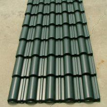 供应凡美PVC塑料瓦技术冬季可施工质量的合成树脂瓦