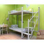 供应厂家直销成都上下双层铁床厂 双人铁架床 专业生产 价格优惠