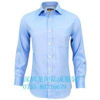 深圳2014秋装新款时尚正装衬衣修身男士长袖衬长袖衬衫量身定做
