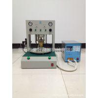 供应苏州美好2012型转盘式脉冲热压机FPC与PCB焊接软排线和PCB
