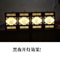 现代中式吊灯简约风新中式吊灯酒店茶楼定制灯具欢迎光临!
