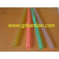 专业生产塑料抽杆条,新料抽杆条,PVC抽杆条