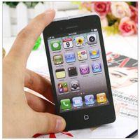 B91 厂家直销 Iphone手机造型留言本便签本 创意便签本笔记本