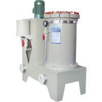 立式离心过滤机 电镀过滤机 化学镍过滤机 铬酸过滤机电镀过滤机,精密化学药液过滤机JF-2008-2